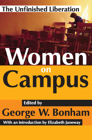 Women on Campus The Unfinished Liberation book cover