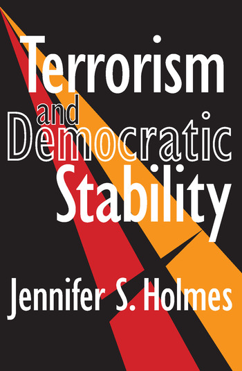 Terrorism and Democratic Stability book cover