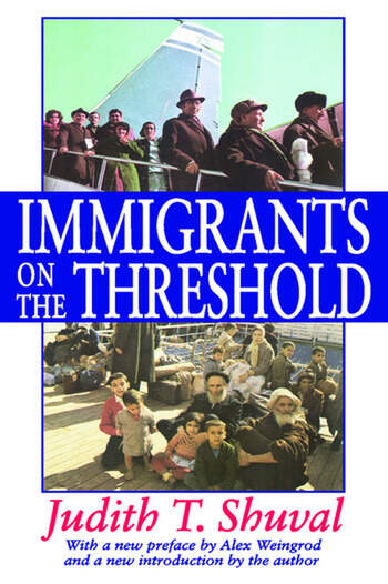 Immigrants on the Threshold book cover