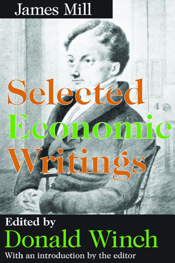 Selected Economic Writings book cover