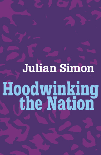 Hoodwinking the Nation book cover