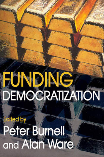 Funding Democratization book cover