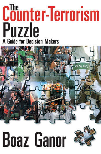 The Counter-terrorism Puzzle A Guide for Decision Makers book cover