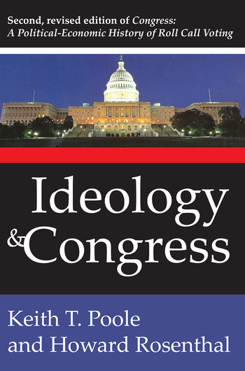 Ideology and Congress A Political Economic History of Roll Call Voting book cover