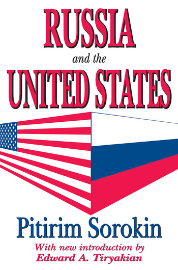 Russia and the United States book cover
