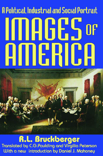 Images of America A Political, Industrial and Social Portrait book cover