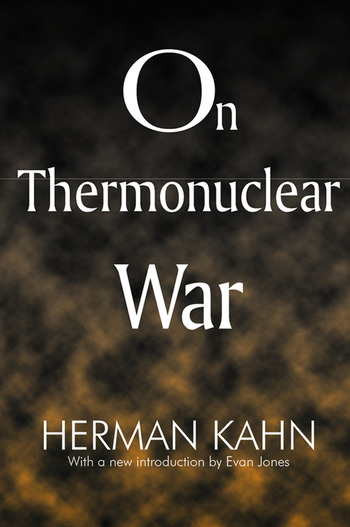 On Thermonuclear War book cover