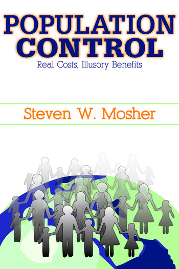 Population Control Real Costs, Illusory Benefits book cover