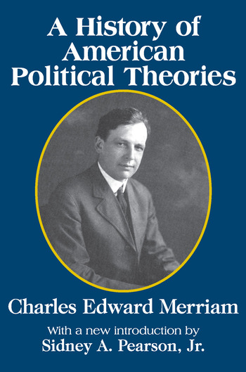 A History of American Political Theories book cover