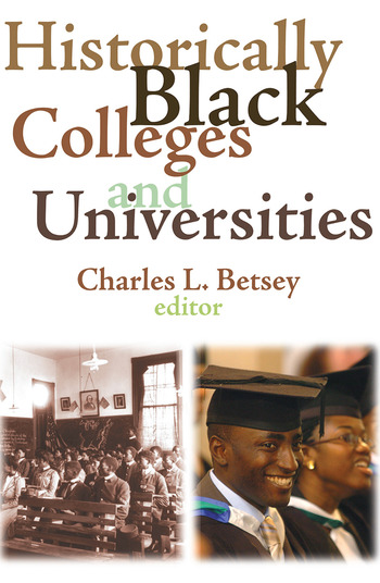 Historically Black Colleges and Universities book cover