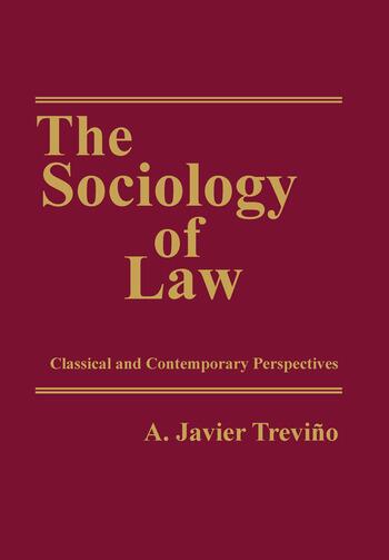 sociology of law topics