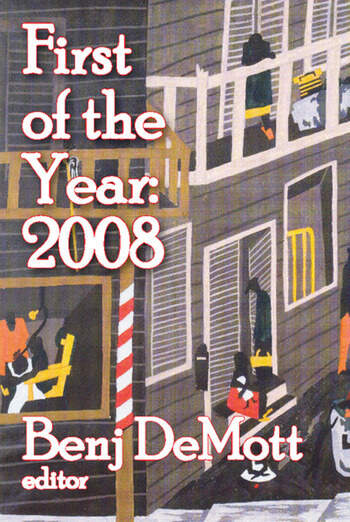 First of the Year: 2008 Volume I book cover