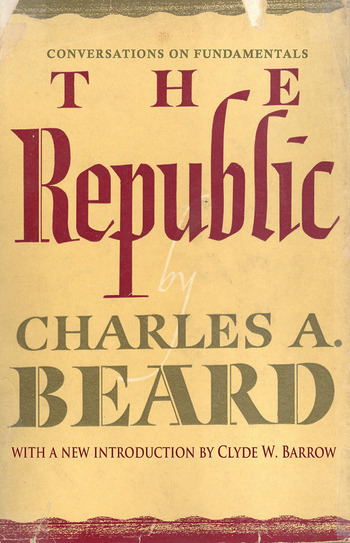 The Republic Conversations on Fundamentals book cover