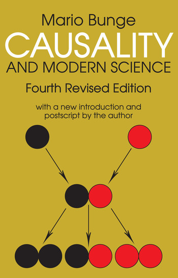 Causality and Modern Science book cover