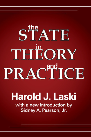 The State in Theory and Practice book cover