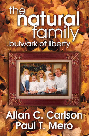 The Natural Family Bulwark of Liberty book cover