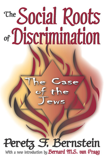 The Social Roots of Discrimination The Case of the Jews book cover