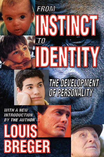 From Instinct to Identity The Development of Personality book cover