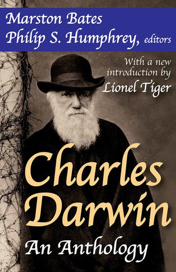 Charles Darwin An Anthology book cover