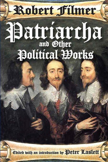 Patriarcha and Other Political Works book cover