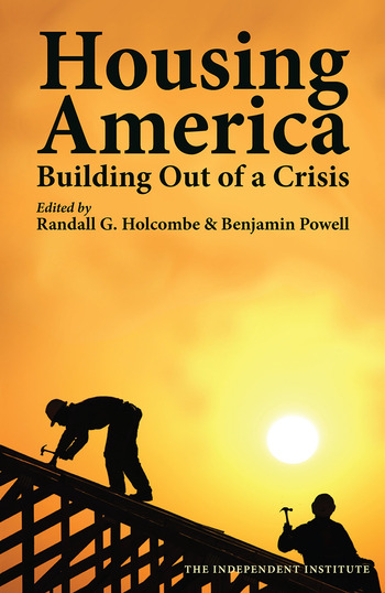 Housing America Building Out of a Crisis book cover