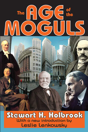 The Age of the Moguls book cover