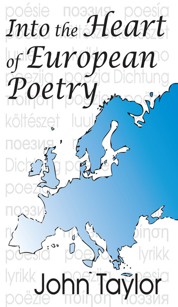 Into the Heart of European Poetry book cover
