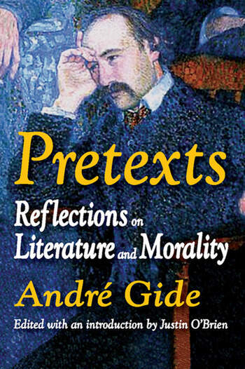 Pretexts Reflections on Literature and Morality book cover