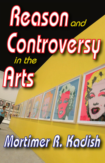 Reason and Controversy in the Arts book cover