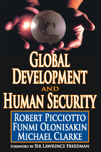 Global Development and Human Security book cover