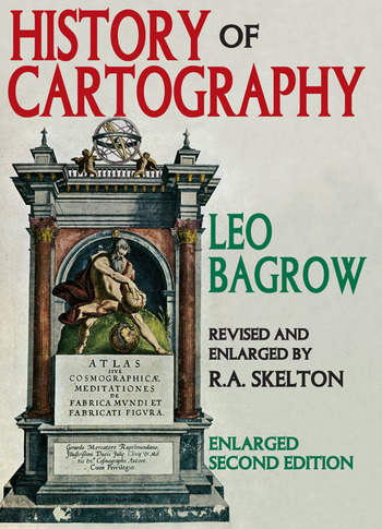 History of Cartography book cover