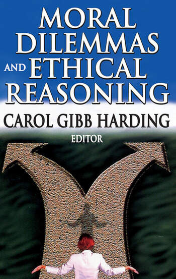 Moral Dilemmas and Ethical Reasoning book cover