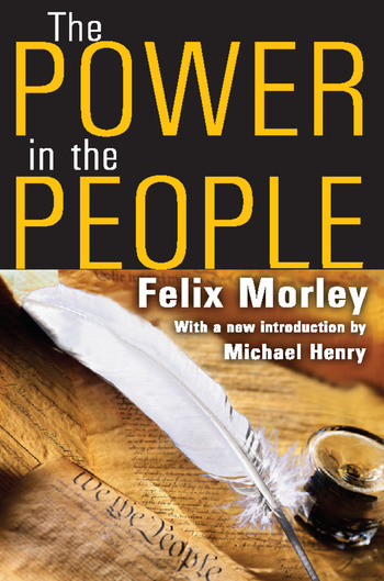 The Power in the People book cover