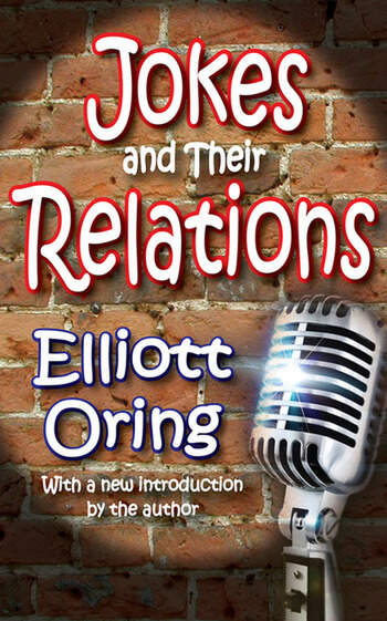 Jokes and Their Relations book cover