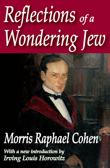 Reflections of a Wondering Jew book cover