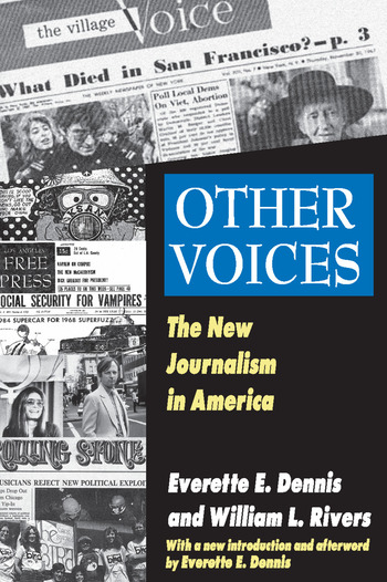 Other Voices The New Journalism in America book cover