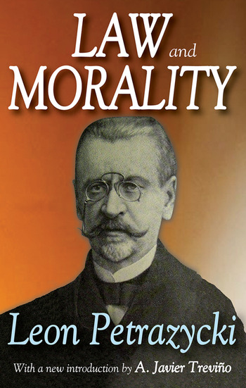 Law and Morality book cover