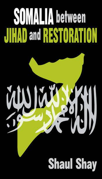 Somalia Between Jihad and Restoration book cover