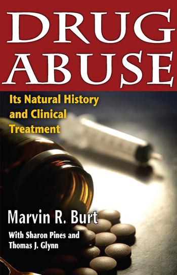 Drug Abuse Its Natural History and Clinical Treatment book cover