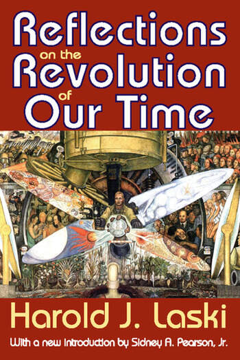 Reflections on the Revolution of Our Time book cover