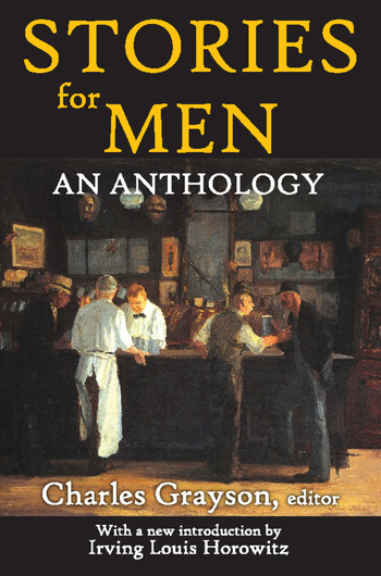 Stories for Men An Anthology book cover