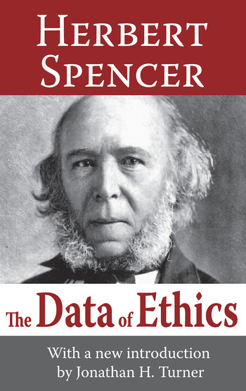 The Data of Ethics book cover
