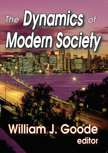 The Dynamics of Modern Society book cover