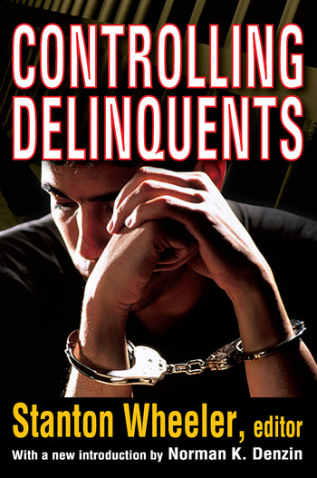 Controlling Delinquents book cover
