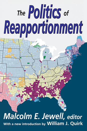 The Politics of Reapportionment book cover