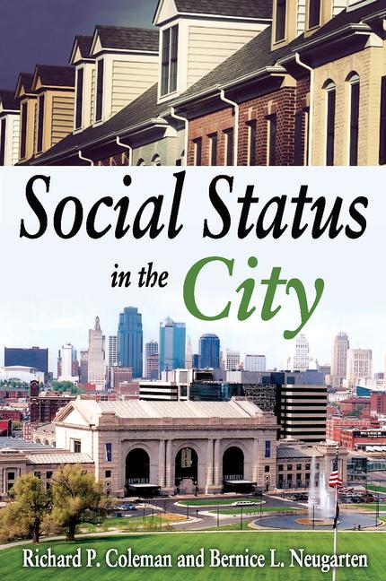 Social Status in the City book cover