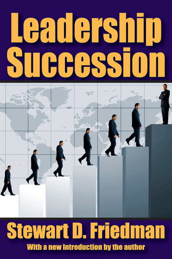 Leadership Succession book cover