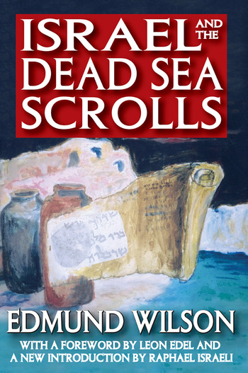 Israel and the Dead Sea Scrolls book cover