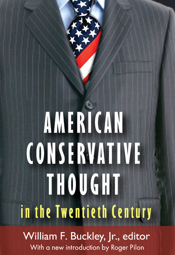 American Conservative Thought in the Twentieth Century book cover