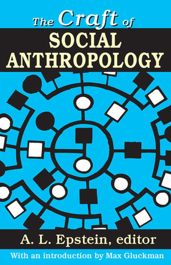 The Craft of Social Anthropology book cover